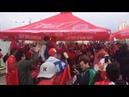Фанаты сборной Перу поют!