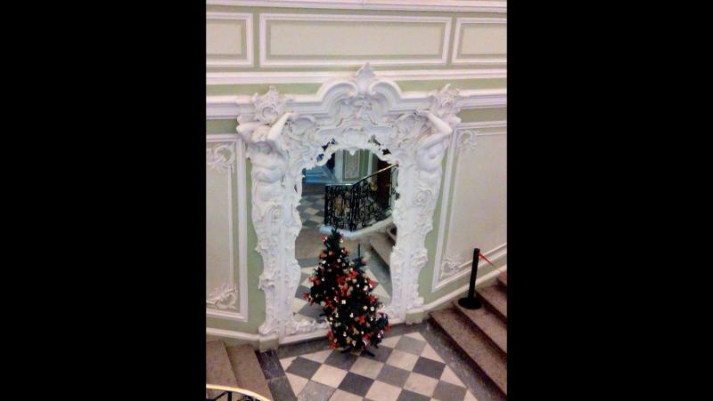 знакомство с историей дворца Белосельских-Белозерских