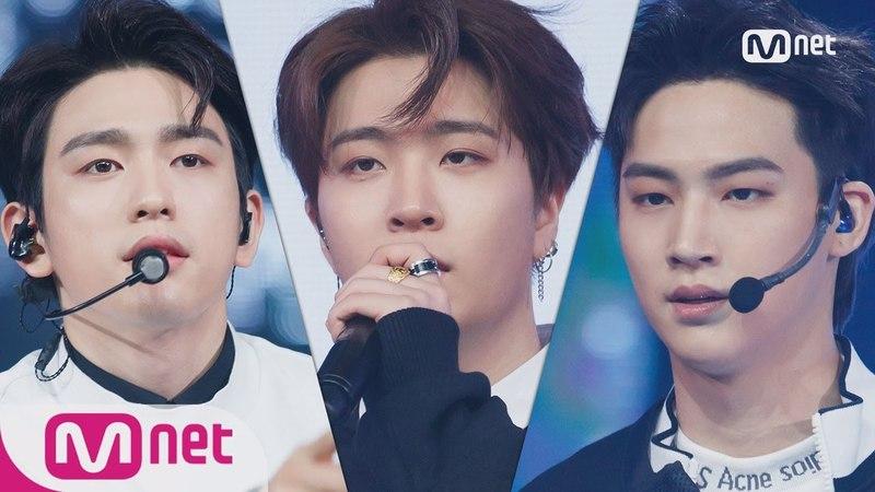 [GOT7 - Look] KPOP TV Show | M COUNTDOWN 180329 EP.564