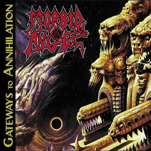 Morbid Angel альбом Gateways to Annihilation