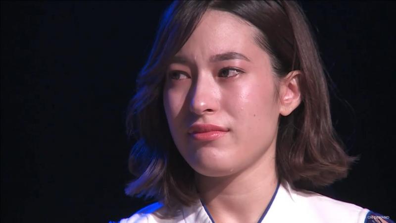 AKB48 H1 Boku no Taiyou revival 16.07.16 18:00 Rina Hirata's birthday