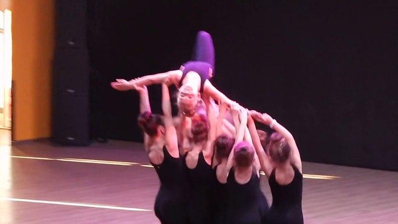 Паралельний світ танцю