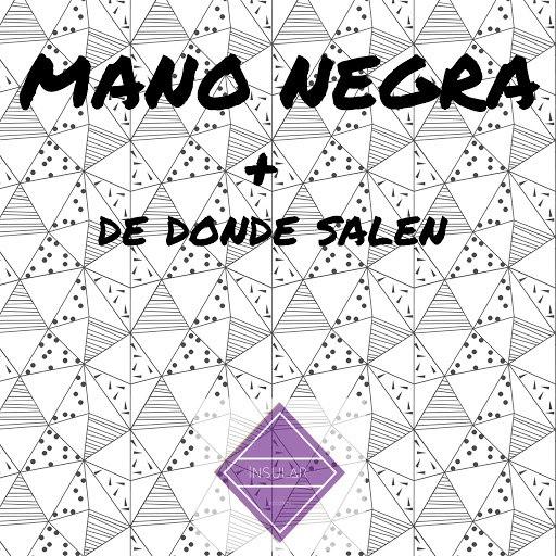 Enola альбом Mano Negra + de Donde Salen