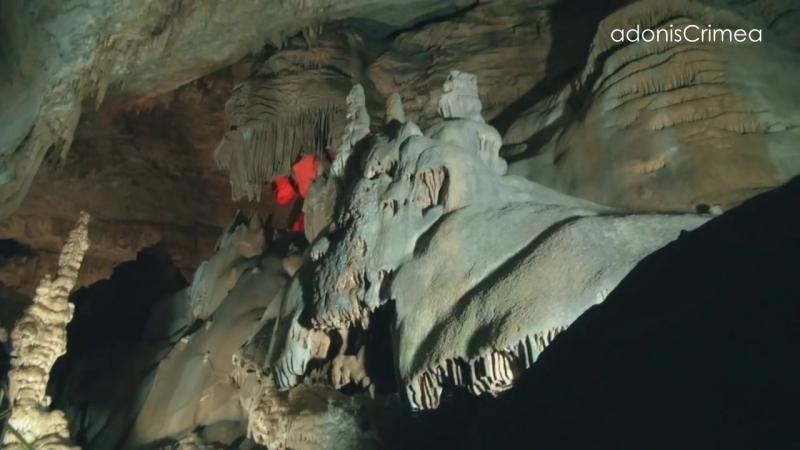 Новоафонская пещера Абхазия