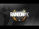 Rainbow Six |Challenger League Season 7| Europe Playoff | 23 Апреля