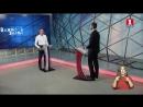 Интервью вице президента МОО МСП Новая Формация Алексея Чередникова для Первого крымского телеканала