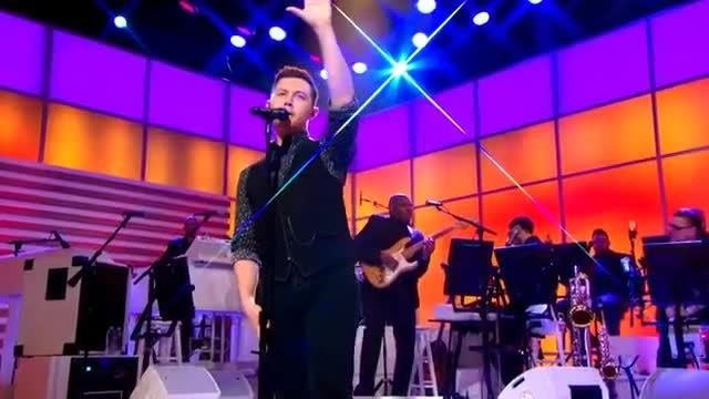 "HARRY TV on Instagram: ""AmericanIdol alum @ScottyMcCreery performs his 1 hit single Five More Minutes on HarryTV!"""