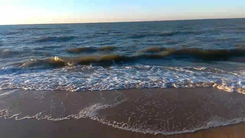 море...голубицкое..закат..2018