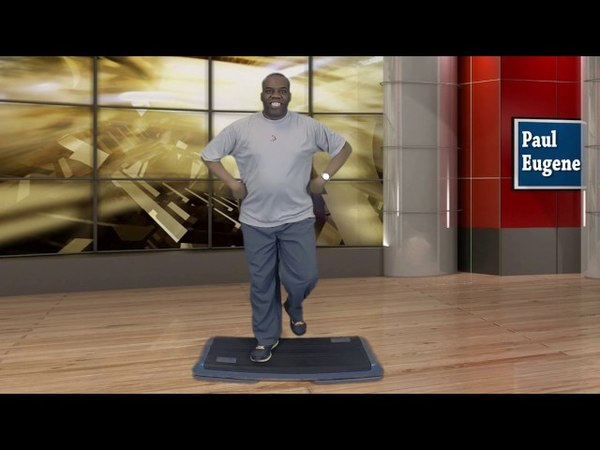 Step Aerobics Easy and Fun