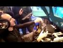 Кубица доказал что может пилотировать одной рукой
