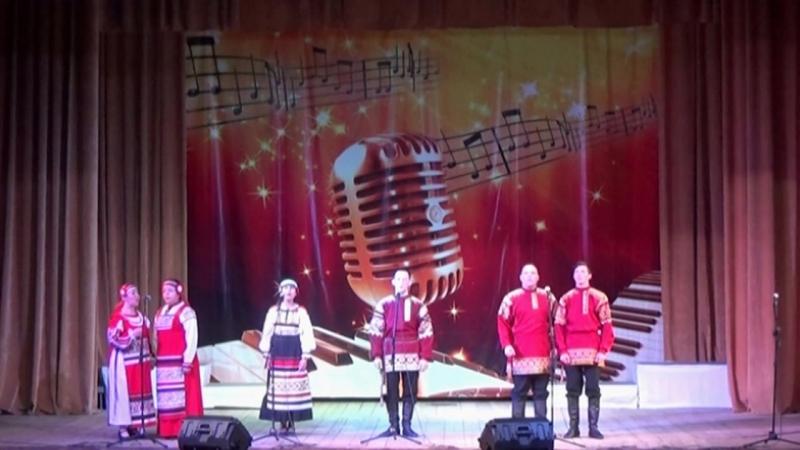 Народный вокальный ансамбль Росинка г. Вичуга