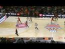 Баскетбол. Евролига Валенсия 103:99 ЦСКА М