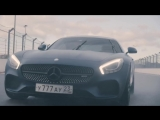 DT Test Drive  950 л.с. Mercedes-AMG GT S (vs Ferrari F12Berlinetta)