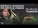 iceiceice working on Twitch unban