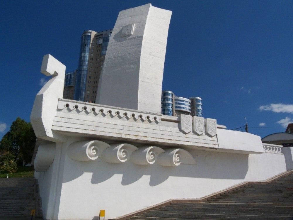 Власти назвали новый срок открытия набережной у «Ладьи».