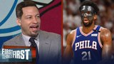 Chris Broussard on why the 76ers could dethrone Cavs to win East in 2018 FIRST THINGS FIRST