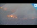 Около Лос-Анджелеса бушуют пожары