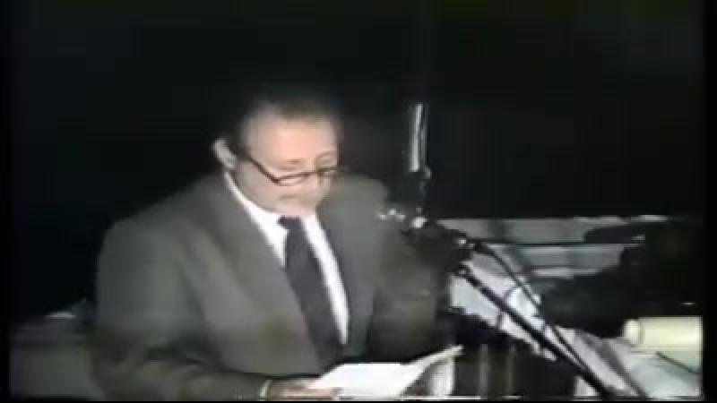Il discorso di Borsellino alla veglia... - Tommaso Longobardi