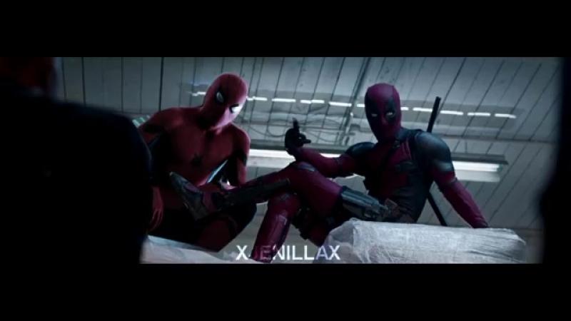 Человек-паук и Дэдпул / Spider-man Deadpool