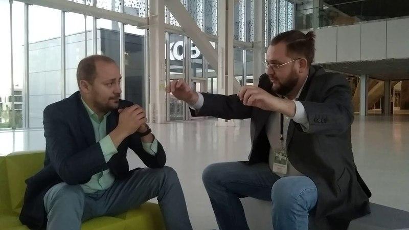 FlyR Александр Данильянц интервью с основателем проекта Ильёй Егоровым