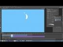 After Effects Рисованная покадровая анимация в стиле Flash FX и Photoshop Часть 2