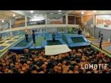 Наш инструктор по акробатике - Кузнецов Л.