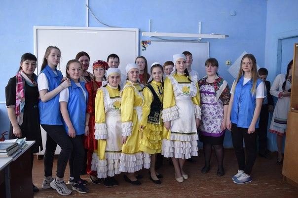 ? 22 марта в Юндинской школе Балезинского района состоялся ф