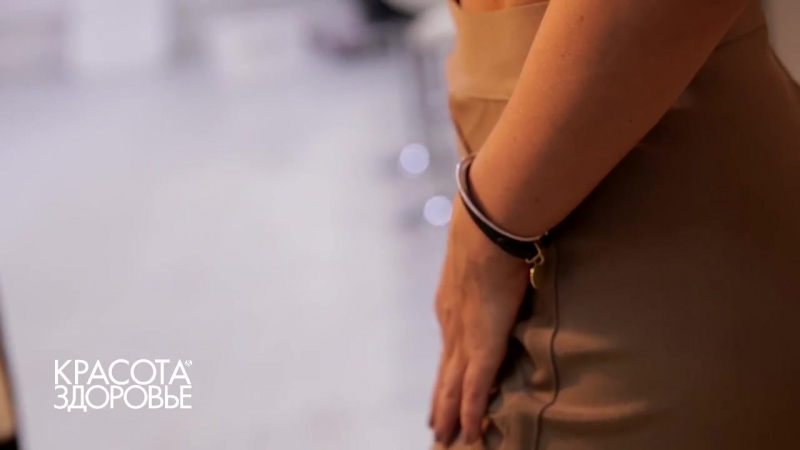 Ани Лорак- бэкстейдж со съемки обложки журнала Красота Здоровье
