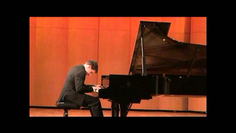 Alexander Kobrin: Brahms - Variations on a Theme by Schumann, Op 9
