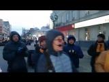 Харинама в Екатеринбурге продолжается уже 3 часа 40 минут
