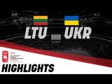 Литва - Украина - 5:4 ОТ
