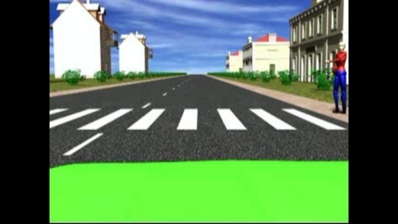 19 Пешеходные переходы и места остановок маршрутных транспортных средств