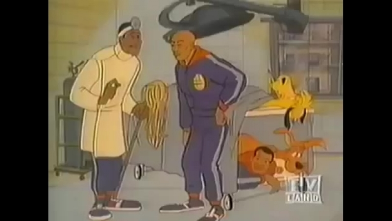 The Harlem Globetrotters - 01 - The Great Geese Goof - Up