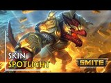 Dragon's Light Sobek Skin Spotlight