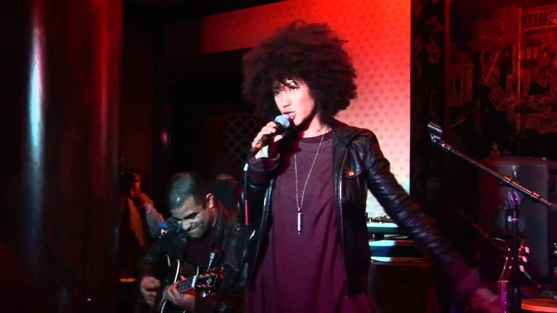 Andy Allo I Want Love Live in San Jose