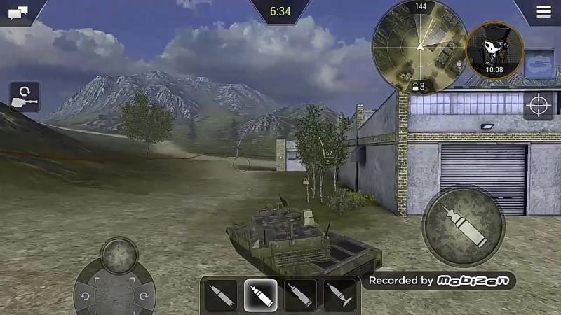 не для зомби на AMX-56