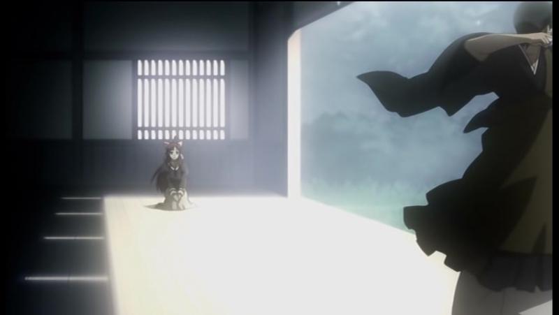 Принцесса немертвых Чёрная хроника Shikabane Hime Kuro - 4 серия [AniDub]