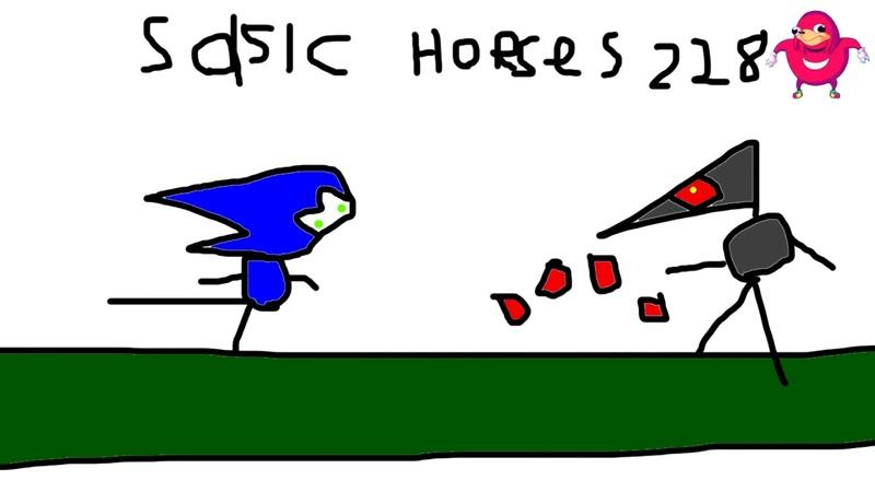 First Nach (Пародия от РОМЫ на Fist Bump/Главная тема Sasic Horses 228)