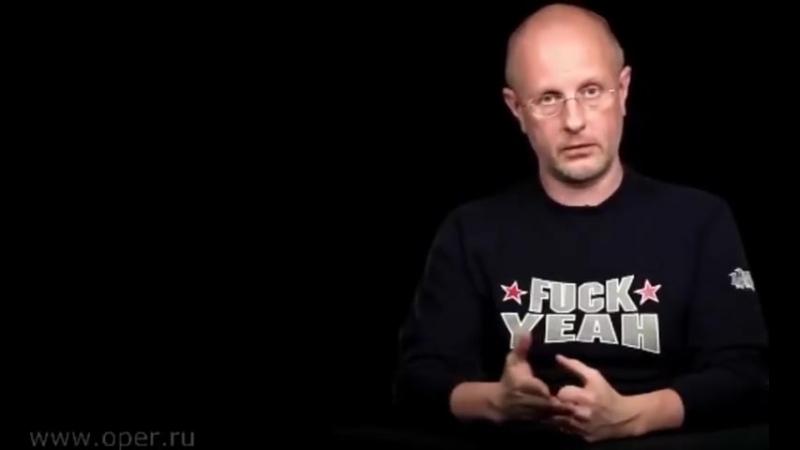 Почему Дмитрий Пучков не пошёл на завод؟ (анекдот)