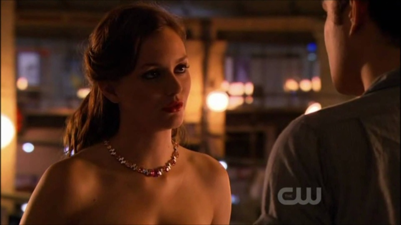 Blair and Chuck scene in 4x02