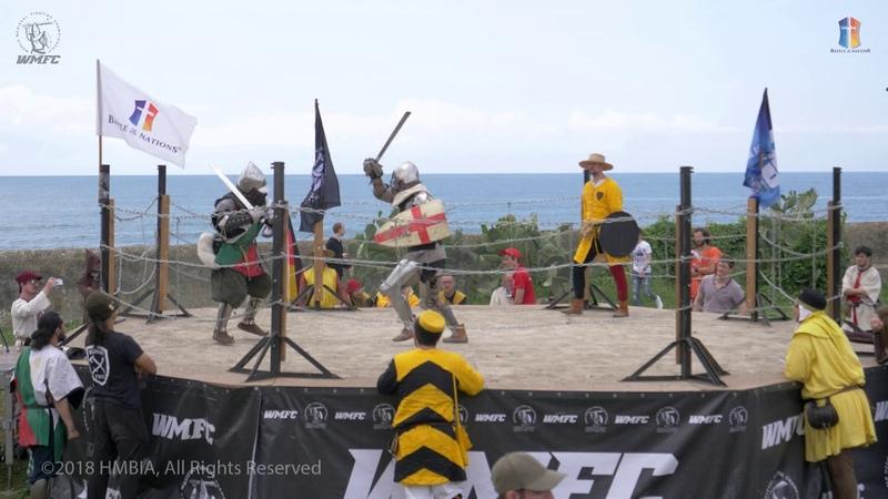 Battle of Nations 2018 5мая 1vs1 wmfc 8fiht UK Kowal vs