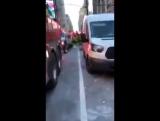 Взрыв в Манхэттене 11.12.2017