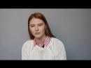 Визитка Представление - Широкова Таня