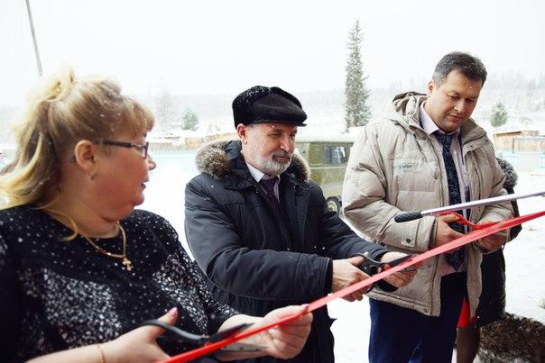 В Тубинском отремонтировали амбулаторию и школьный спортзал
