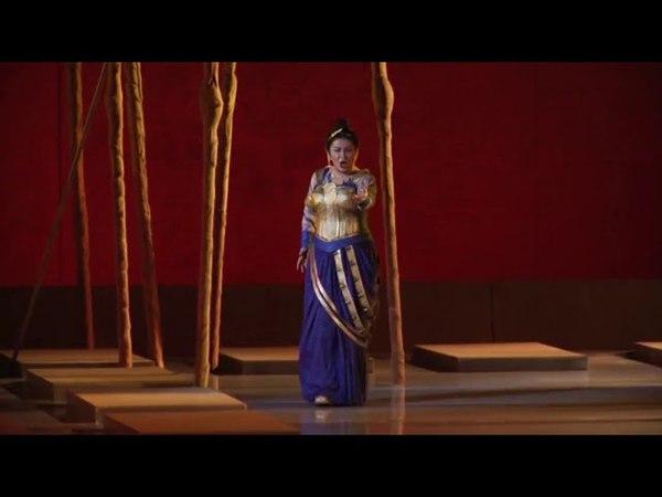 Veronika Dzhioeva Вероника Джиоева Ritorna vincitor Aida