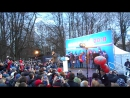встреча с избирателями кандидата в Президенты РФ Алексея Навального в Калининграде 10 декабря 2017 г.