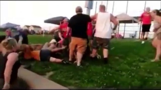 Brawl breaks out at Tennessee softball tournament