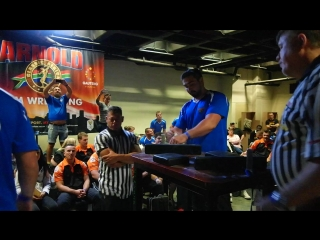 Arnold Classic Africa 2018 Armwrestling