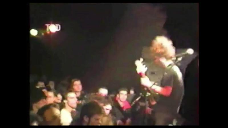 TAD (live concert) - December 1st, 1989, Fahrenheit, MJC Espace Icare, Issy-les-Moulineaux, France
