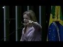 Agora: Gleisi em Plenário detona os fascistas e a senadora sem noção!